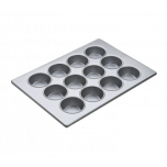 """Focus Foodservice 903645 Muffin Pan Small 3-1/4"""", 12 Cup (3 X 4)"""