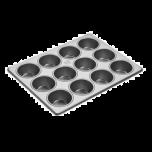 """Focus Foodservice 905045 Muffin Pan 2-3/4"""" Dia"""