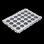 Focus Foodservice 905245 Mini Muffin Pan 24 Holes