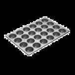 Focus Foodservice 905605 Cup Cake Pan 2-3/4, 24 Holes