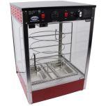 """Cozoc PW5002-10-18 Pizza Warmer 18"""" Revolving"""
