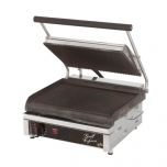 """Star Iron Grooved Grill 14""""W Cooking Surface 120V"""