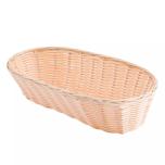 """Tablecraft 1113W Basket Oblong Woven 13"""" X 5"""""""