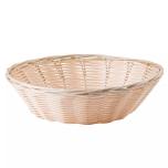 Tablecraft 1175W Basket Round Woven