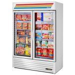 True GDM-49F-HC~TSL01 Gls Dr Merchandiser, Freezer, Led (White), Hc