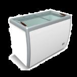 Ultra® ULTRA-GF-10L Glass Top Chest Freezer