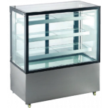 "Ultra® High Profile Ref Gem Case, 3-Shelves, 36"""