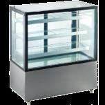 "Ultra® High Profile Refrigerated Gem Case, 3-Shelves, 48"""