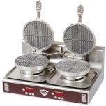 Wells WB-2E Waffle Baker Double 120V