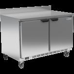 "Beverage-Air WTF48AHC Freezer W/T 48"", 2-Door., Hydrocarbon"