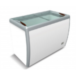 Xing RI-360 Glass Top Chest Freezer 13.1 Cu Ft