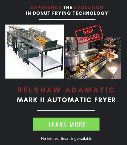 Belshaw Adamatic Mark II Automatic Fryer